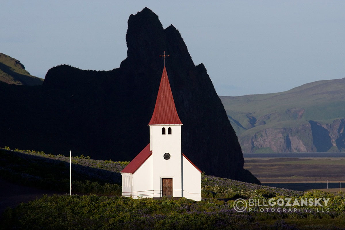 Vik Church - Vik i Myrdal, South Iceland