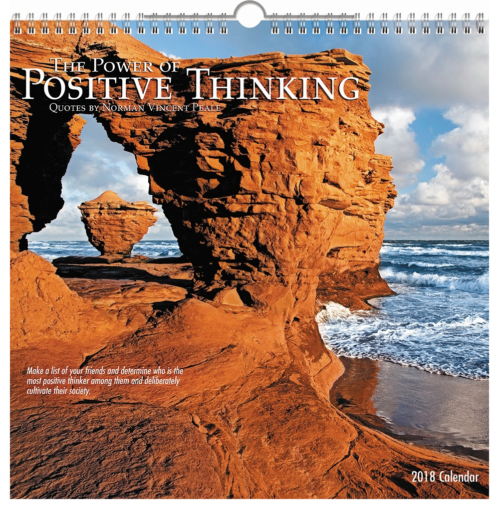 Power of Positive Thinking Calendar
